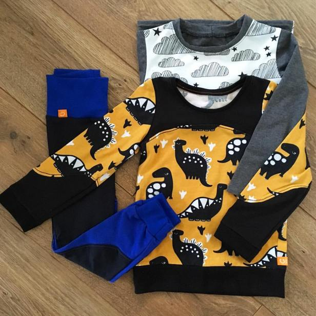 Caboodle Kids Party and Play Trousers, Tee and round neck tee