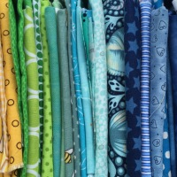 Temperature Quilt: sew along for more fun
