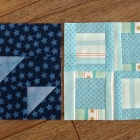 Temperature Quilt: the second four weeks