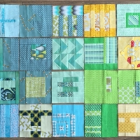 Temperature Quilt: big summer catch up