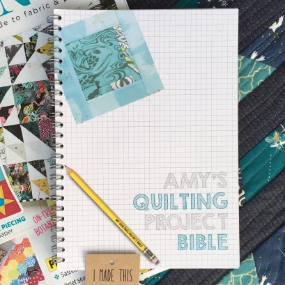 quilting project bible